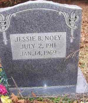 NOEY, JESSIE B - Sevier County, Arkansas | JESSIE B NOEY - Arkansas Gravestone Photos