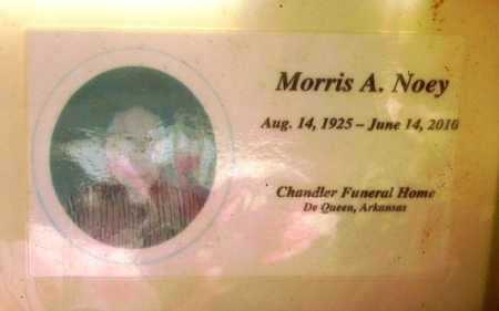 NOEY, MORRIS A - Sevier County, Arkansas | MORRIS A NOEY - Arkansas Gravestone Photos