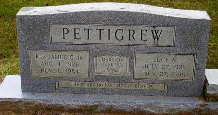 PETTIGREW, LUCY M - Sevier County, Arkansas   LUCY M PETTIGREW - Arkansas Gravestone Photos