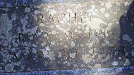 PETTIGREW, RACHEL (CLOSEUP) - Sevier County, Arkansas | RACHEL (CLOSEUP) PETTIGREW - Arkansas Gravestone Photos