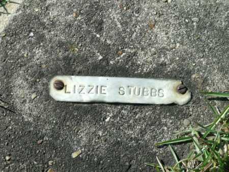 STUBBS, LIZZIE LEE - Sevier County, Arkansas | LIZZIE LEE STUBBS - Arkansas Gravestone Photos