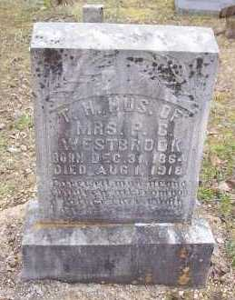 WESTBROOK, TOM  HENRY - Sevier County, Arkansas   TOM  HENRY WESTBROOK - Arkansas Gravestone Photos
