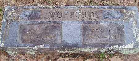 WOFFORD, MARY E - Sevier County, Arkansas | MARY E WOFFORD - Arkansas Gravestone Photos