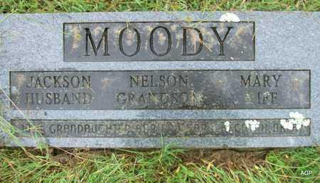 MOODY, NELSON - Sharp County, Arkansas | NELSON MOODY - Arkansas Gravestone Photos