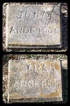 ANDERSON, SARAH - Sharp County, Arkansas | SARAH ANDERSON - Arkansas Gravestone Photos