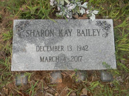 BAILEY, SHARON KAY  - Sharp County, Arkansas | SHARON KAY  BAILEY - Arkansas Gravestone Photos
