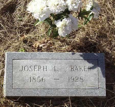 BAKER, JOSEPH L - Sharp County, Arkansas | JOSEPH L BAKER - Arkansas Gravestone Photos