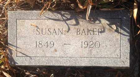 BAKER, SUSAN - Sharp County, Arkansas | SUSAN BAKER - Arkansas Gravestone Photos