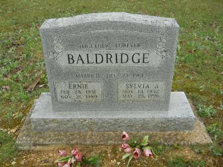 BALDRIDGE, SYLVIA A - Sharp County, Arkansas | SYLVIA A BALDRIDGE - Arkansas Gravestone Photos