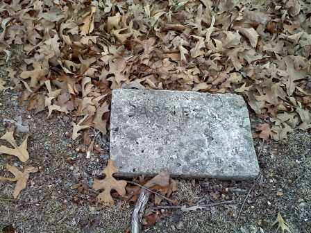 BARNES, UNKNOWN 2 - Sharp County, Arkansas | UNKNOWN 2 BARNES - Arkansas Gravestone Photos