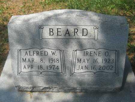 BEARD, ALFRED W - Sharp County, Arkansas | ALFRED W BEARD - Arkansas Gravestone Photos
