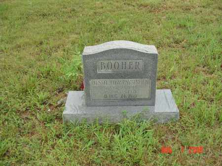 PAYSINGER BOOHER, JESSIE LOW - Sharp County, Arkansas | JESSIE LOW PAYSINGER BOOHER - Arkansas Gravestone Photos