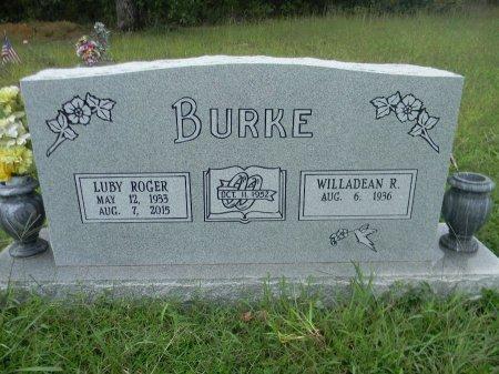 BURKE, LUBY ROGER - Sharp County, Arkansas | LUBY ROGER BURKE - Arkansas Gravestone Photos