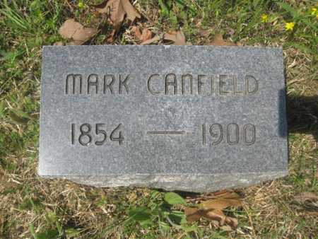CANFIELD, MARK - Sharp County, Arkansas | MARK CANFIELD - Arkansas Gravestone Photos
