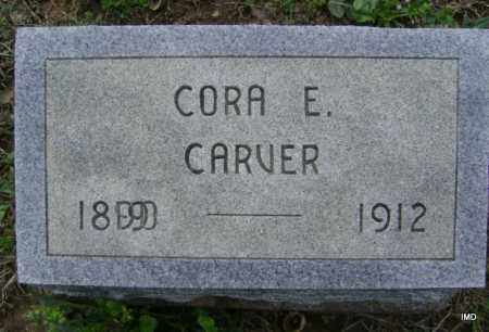 CARVER, CORA E - Sharp County, Arkansas   CORA E CARVER - Arkansas Gravestone Photos