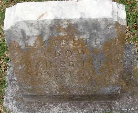 MOBLEY, ELIZABETH JANE - Sharp County, Arkansas | ELIZABETH JANE MOBLEY - Arkansas Gravestone Photos