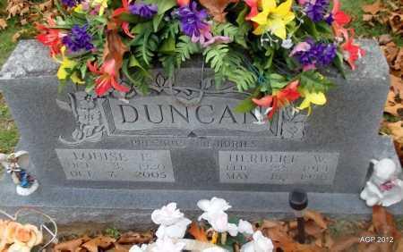 DUNCAN, HERBERT W - Sharp County, Arkansas | HERBERT W DUNCAN - Arkansas Gravestone Photos
