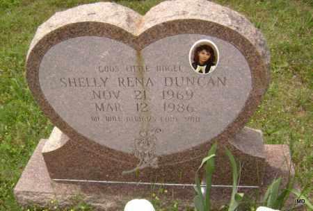 DUNCAN, SHELLY RENA - Sharp County, Arkansas | SHELLY RENA DUNCAN - Arkansas Gravestone Photos