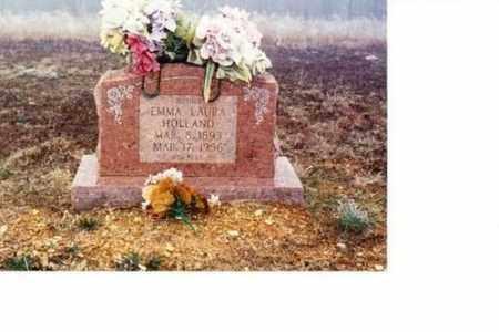 HOLLAND, EMMA LAURA - Sharp County, Arkansas | EMMA LAURA HOLLAND - Arkansas Gravestone Photos