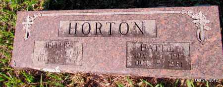 HORTON, JEFFERY - Sharp County, Arkansas | JEFFERY HORTON - Arkansas Gravestone Photos
