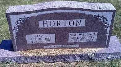 HORTON, LIZZIE - Sharp County, Arkansas | LIZZIE HORTON - Arkansas Gravestone Photos