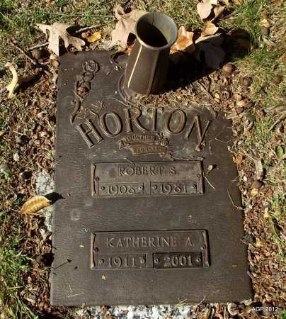 HORTON, ROBERT - Sharp County, Arkansas   ROBERT HORTON - Arkansas Gravestone Photos