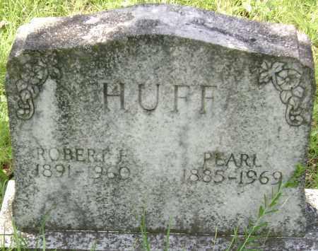 HUFF, ROBERT E. - Sharp County, Arkansas | ROBERT E. HUFF - Arkansas Gravestone Photos