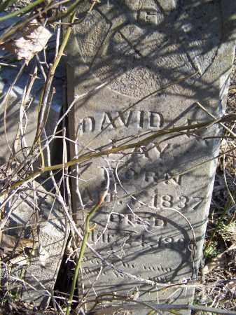 LAY, DAVID HARDIN - Sharp County, Arkansas | DAVID HARDIN LAY - Arkansas Gravestone Photos