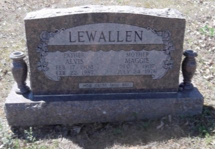 LEWALLEN, ALVIS FAY - Sharp County, Arkansas | ALVIS FAY LEWALLEN - Arkansas Gravestone Photos