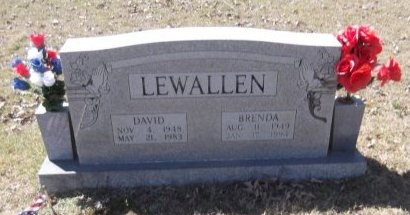 LEWALLEN, DAVID - Sharp County, Arkansas | DAVID LEWALLEN - Arkansas Gravestone Photos