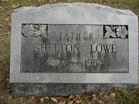 LOWE, SHELTON - Sharp County, Arkansas | SHELTON LOWE - Arkansas Gravestone Photos