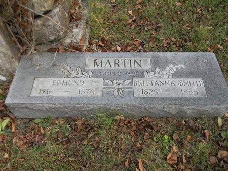 MARTIN, EDMUND - Sharp County, Arkansas | EDMUND MARTIN - Arkansas Gravestone Photos