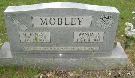 MOBLEY, WANDA JEAN - Sharp County, Arkansas | WANDA JEAN MOBLEY - Arkansas Gravestone Photos