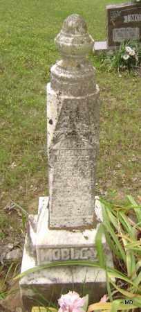 MOBLEY, JOHN A - Sharp County, Arkansas   JOHN A MOBLEY - Arkansas Gravestone Photos
