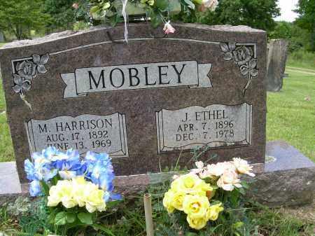 MOBLEY, JANE ETHEL - Sharp County, Arkansas | JANE ETHEL MOBLEY - Arkansas Gravestone Photos