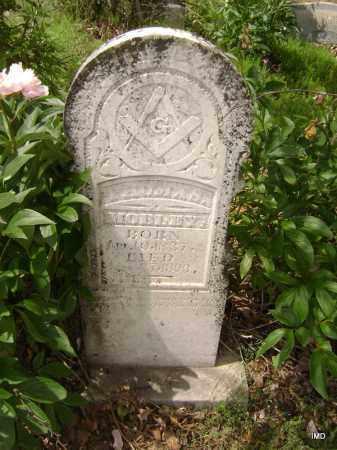 MOBLEY, THOMAS - Sharp County, Arkansas   THOMAS MOBLEY - Arkansas Gravestone Photos
