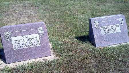 MOODY, TISHIA - Sharp County, Arkansas | TISHIA MOODY - Arkansas Gravestone Photos
