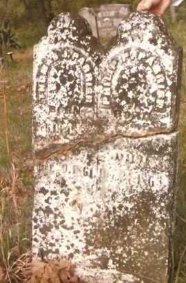 PARRISH, PHILLIP PETER - Sharp County, Arkansas | PHILLIP PETER PARRISH - Arkansas Gravestone Photos