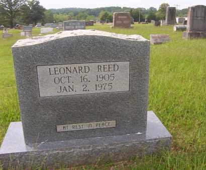REED, DANIEL LEONARD - Sharp County, Arkansas   DANIEL LEONARD REED - Arkansas Gravestone Photos