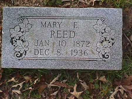 REED, MARY E - Sharp County, Arkansas | MARY E REED - Arkansas Gravestone Photos