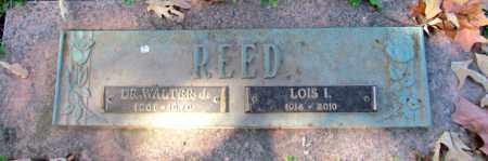 REED, WALTER J, DR - Sharp County, Arkansas | WALTER J, DR REED - Arkansas Gravestone Photos