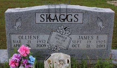 SKAGGS, OLLIENE - Sharp County, Arkansas | OLLIENE SKAGGS - Arkansas Gravestone Photos