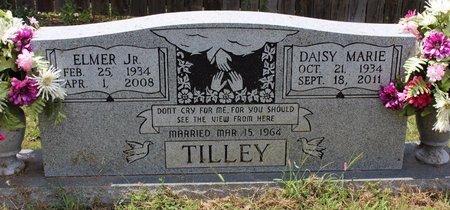TILLEY, DAISY MARIE - Sharp County, Arkansas | DAISY MARIE TILLEY - Arkansas Gravestone Photos