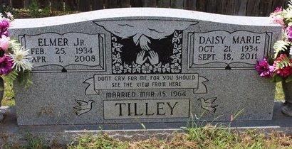 TILLEY JR, ELMER - Sharp County, Arkansas | ELMER TILLEY JR - Arkansas Gravestone Photos