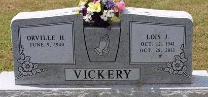 VICKERY, LOIS J. - Sharp County, Arkansas | LOIS J. VICKERY - Arkansas Gravestone Photos