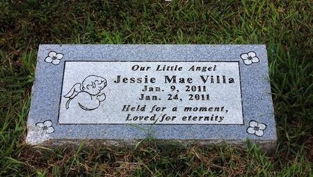 VILLA, JESSIE MAE - Sharp County, Arkansas | JESSIE MAE VILLA - Arkansas Gravestone Photos