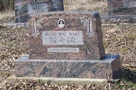 WARE, ANNIE MAE - Sharp County, Arkansas | ANNIE MAE WARE - Arkansas Gravestone Photos
