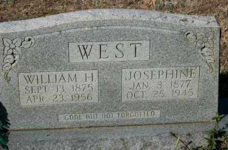 WEST, WILLIAM HENRY - Sharp County, Arkansas | WILLIAM HENRY WEST - Arkansas Gravestone Photos