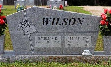 WILSON, ARTHUR LEON - Sharp County, Arkansas | ARTHUR LEON WILSON - Arkansas Gravestone Photos