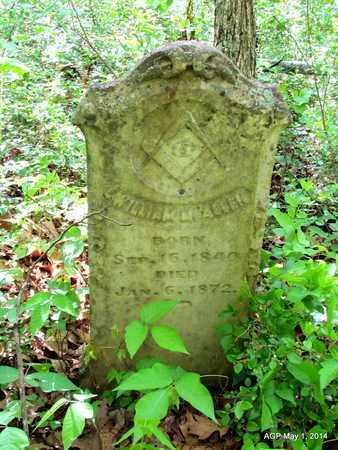 ALLEN, WILLIAM M - St. Francis County, Arkansas | WILLIAM M ALLEN - Arkansas Gravestone Photos